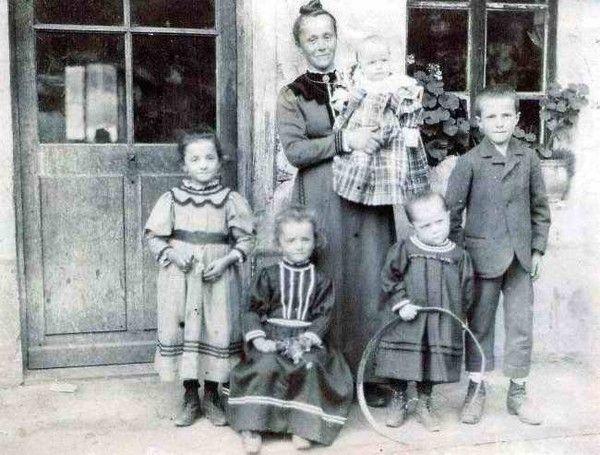 I] La famille dans le temps